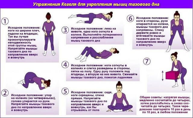 картинки и описание упражнений