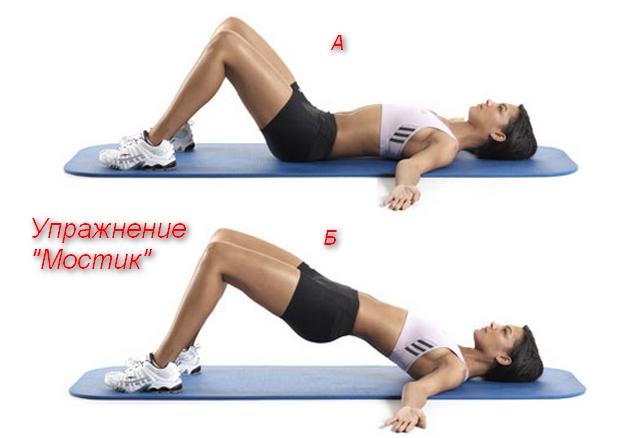 последовательность выполнения упражнения